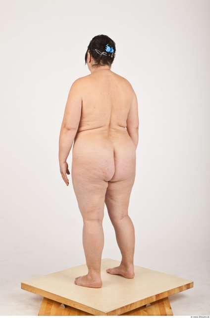 Nude pics of my fat wife in different locations revealing everything