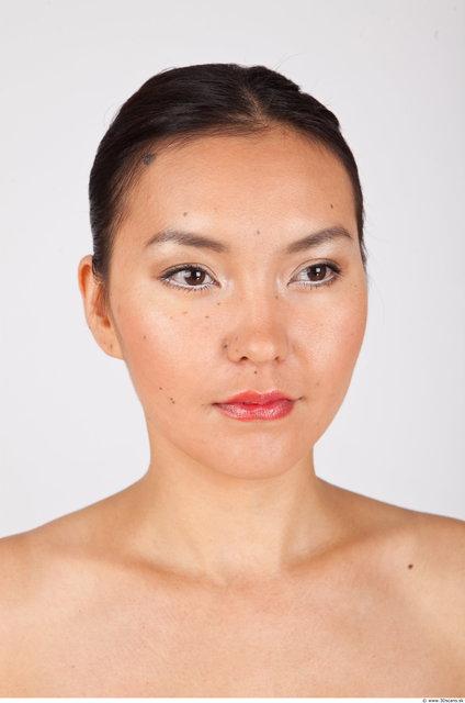 Asian Nude girls average