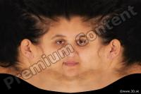 0003 Woman head premade texture 0003